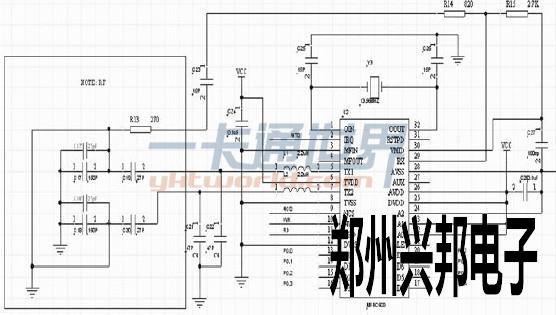 基于单片机门禁系统的电路设计-兴邦电子