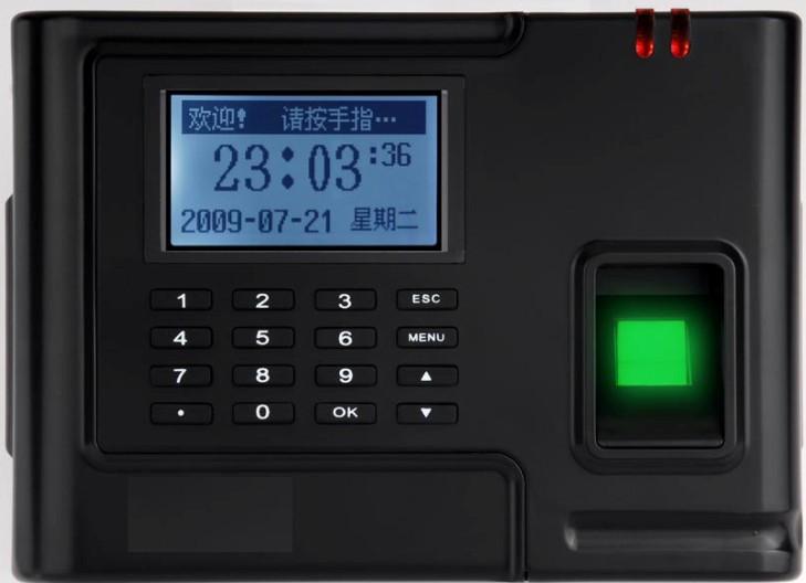 SK-V111普及型指纹考勤机