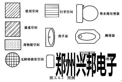 弯头蹲式马桶 结构图