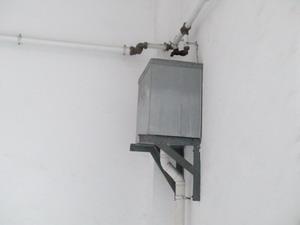 沟槽式公厕节水系统